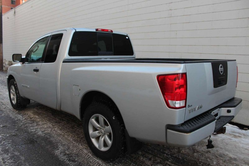 2011 Nissan Titan for sale in Edmonton, Alberta