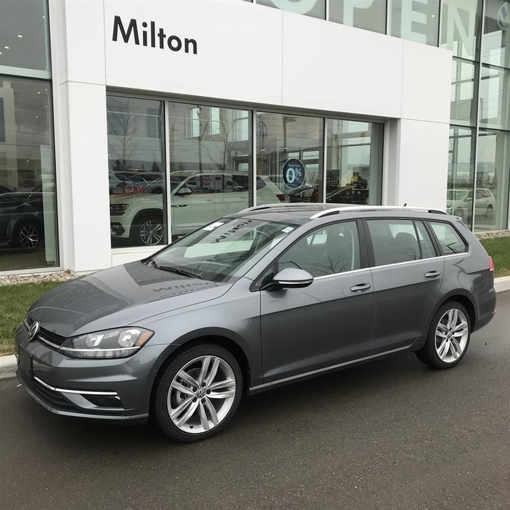 2018 Volkswagen Golf Sportwagen: 2018 Volkswagen Golf Sportwagen For Sale In Milton