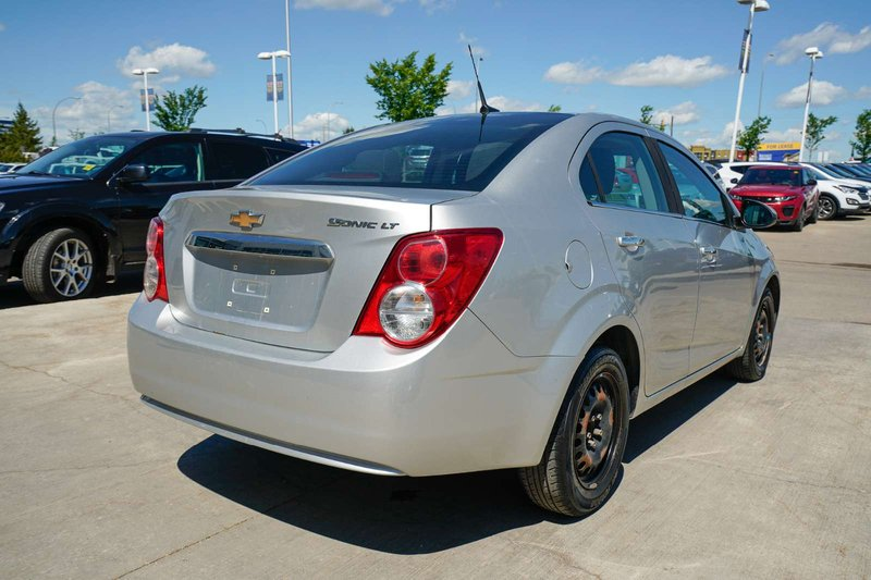 2014 Chevrolet Sonic for sale in Edmonton, Alberta