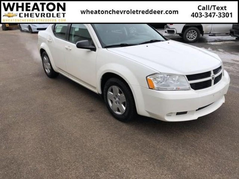 2010 Dodge Avenger for sale in Red Deer, Alberta