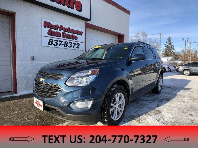 2017 Chevrolet Equinox for sale in Winnipeg, Manitoba
