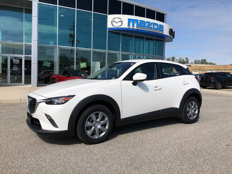 2018 Mazda CX-3 for sale in Chatham, Ontario