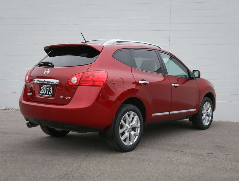 2013 Nissan Rogue for sale in Penticton, British Columbia