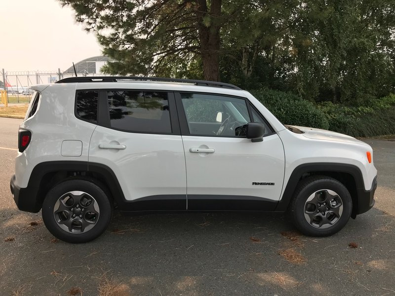 2018 Jeep Renegade for sale in Richmond, British Columbia