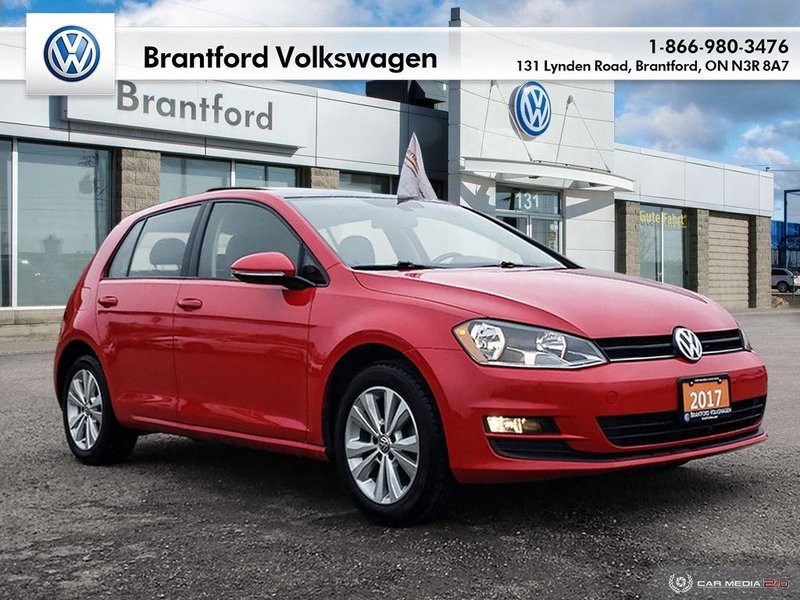 2017 Volkswagen Golf for sale in Brantford, Ontario