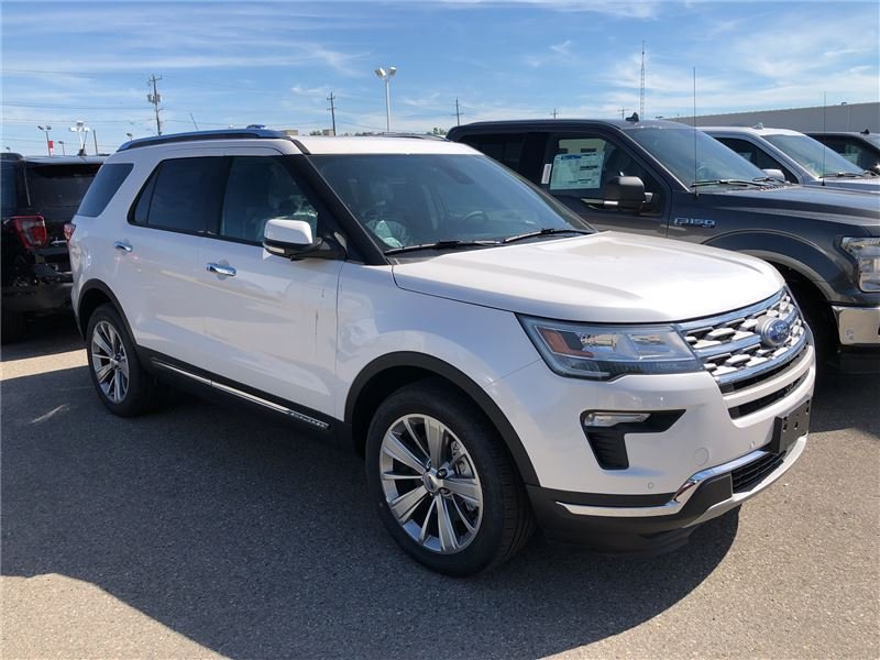 2018 Ford Explorer for sale in Chatham, Ontario
