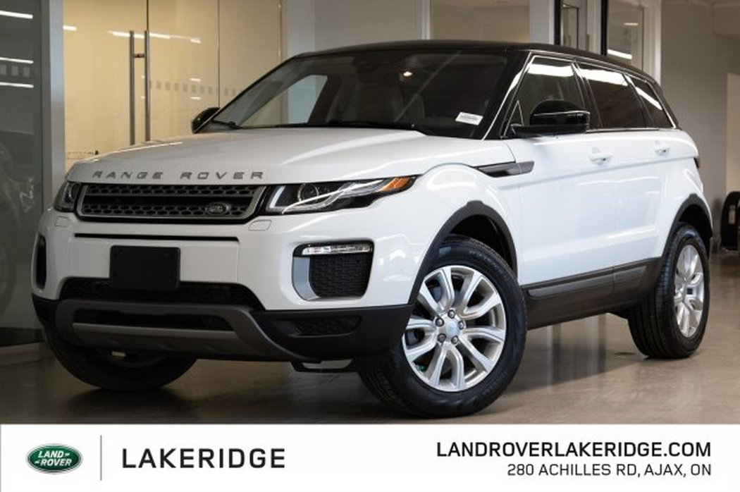 2017 Land Rover Range Rover Evoque For Sale In Ajax
