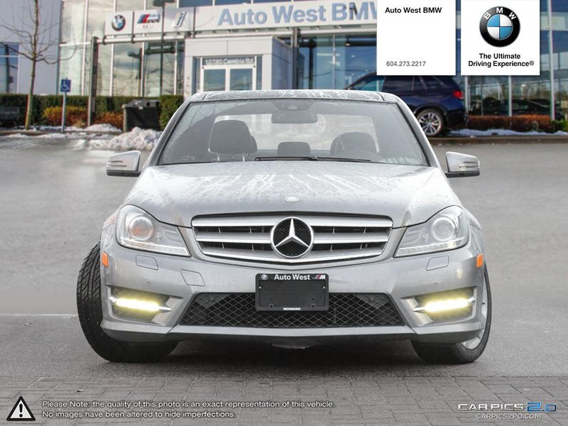 2012 Mercedes-Benz C-Class for sale in Richmond, British Columbia
