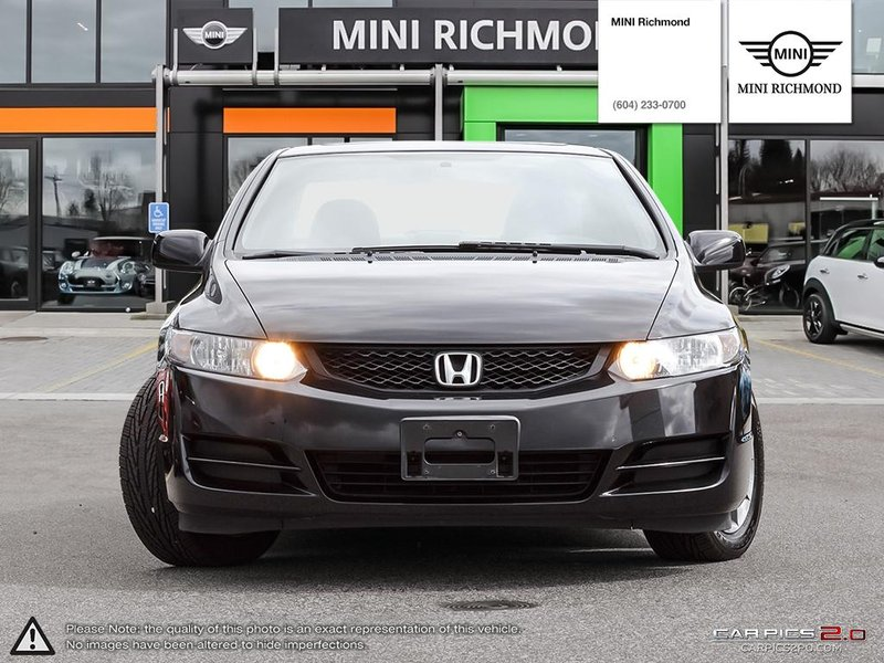 2009 Honda Civic Coupe for sale in Richmond, British Columbia