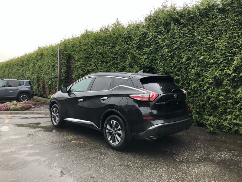 2017 Nissan Murano for sale in Surrey, British Columbia