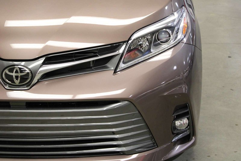 2019 Toyota Sienna for sale in Edmonton, Alberta