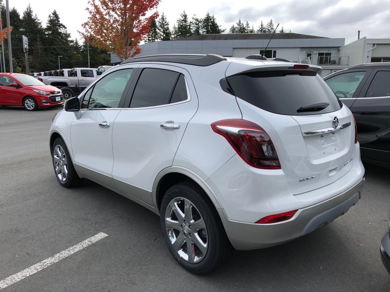 2018 Buick Encore for sale in Victoria, British Columbia