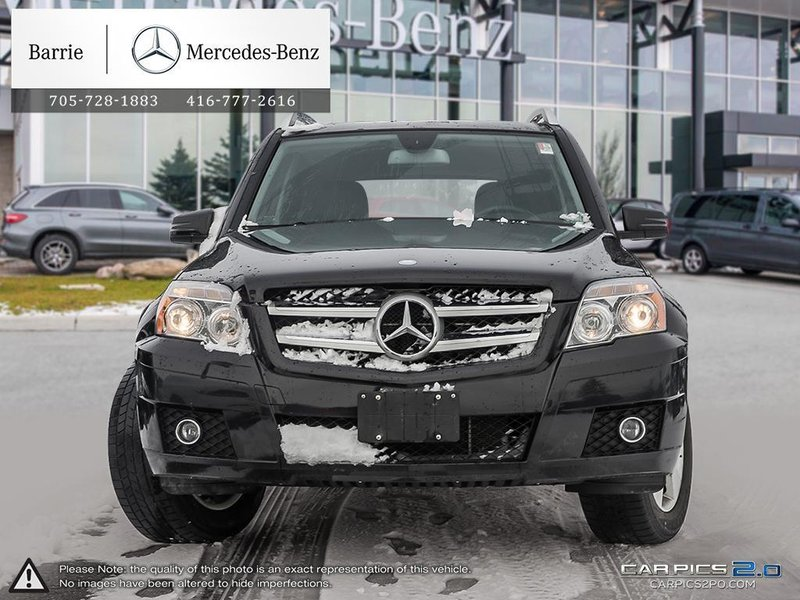 2010 Mercedes-Benz GLK for sale in Innisfil, Ontario