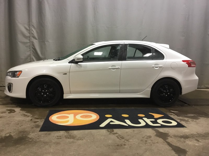 2016 Mitsubishi Lancer Sportback for sale in Red Deer, Alberta