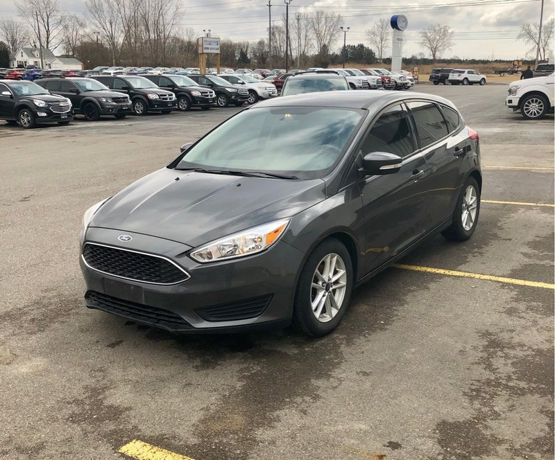 2015 Ford Focus for sale in Wallaceburg, Ontario