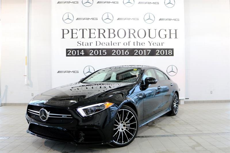 2019 Mercedes-Benz CLS for sale in Peterborough, Ontario