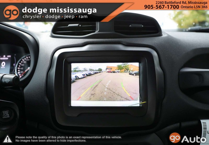 2018 Jeep Renegade for sale in Mississauga, Ontario