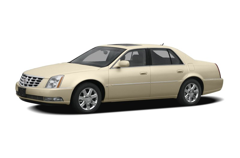 2008 Cadillac DTS for sale in Edmonton, Alberta