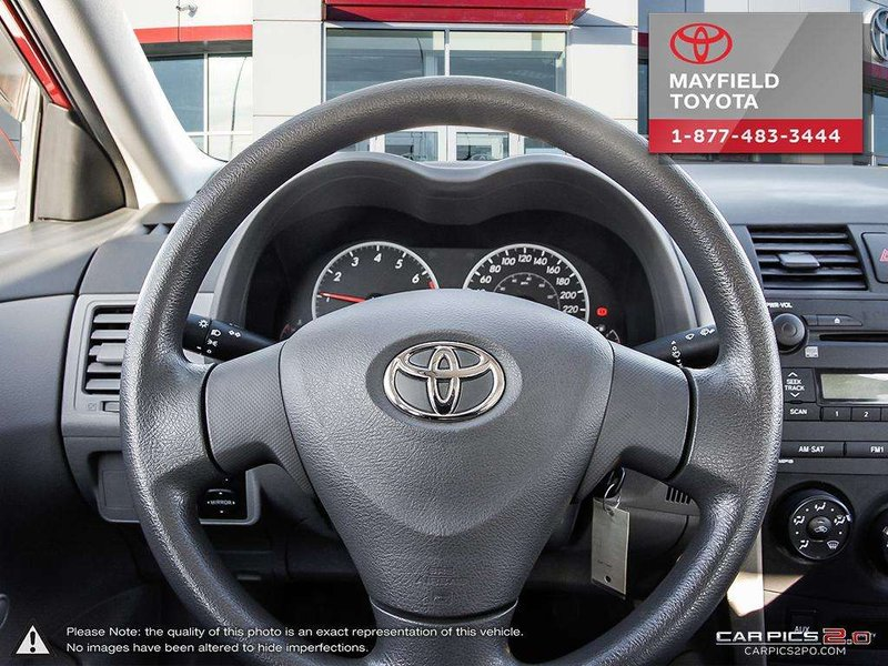 2009 Toyota Corolla for sale in Edmonton, Alberta
