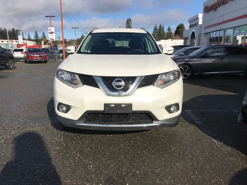 2016 Nissan Rogue for sale in Campbell River, British Columbia