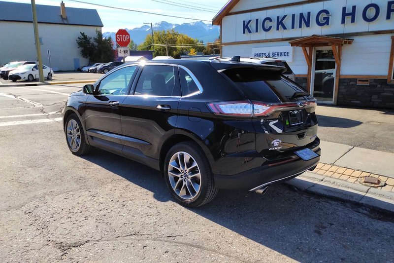 2017 Ford Edge for sale in Golden, British Columbia