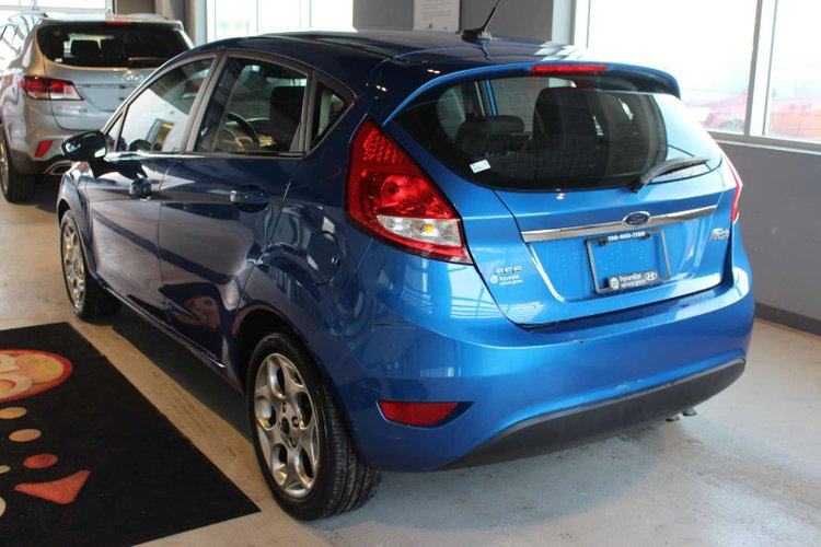 2011 Ford Fiesta SES for sale in Spruce Grove, Alberta