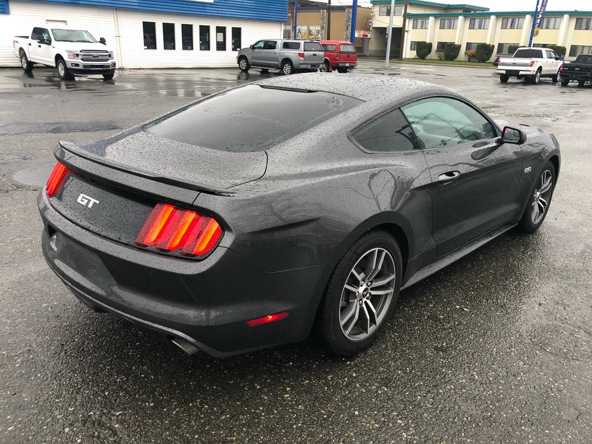2017 Ford Mustang for sale in Campbell River, British Columbia