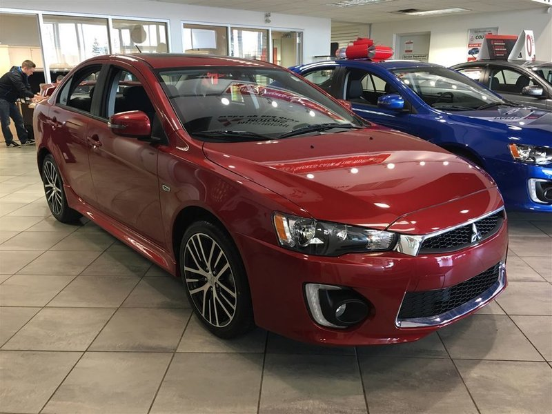 2016 Mitsubishi Lancer for sale in Calgary, Alberta