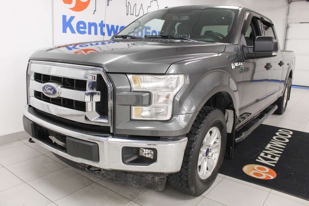 2017 Ford F 150 For Sale >> 2017 Ford F 150 For Sale In Edmonton