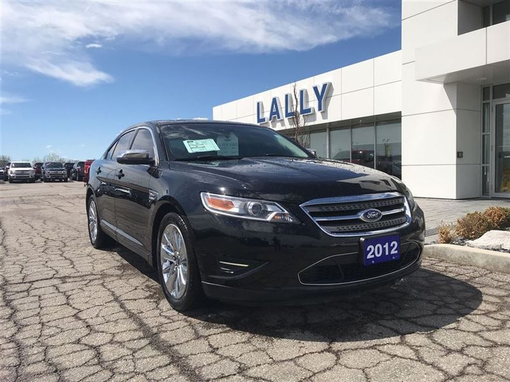 2012 ford taurus for sale in tilbury ontario