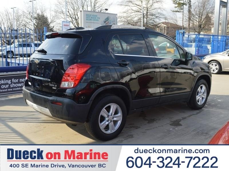 2016 Chevrolet Trax for sale in Vancouver, British Columbia