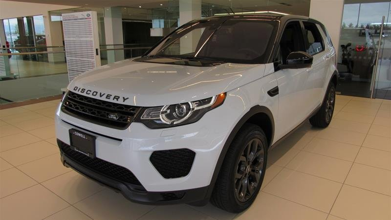 2019 Land Rover Discovery Sport for sale in Richmond, British Columbia
