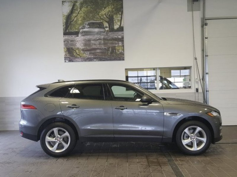 2018 Jaguar F-PACE for sale in Calgary, Alberta