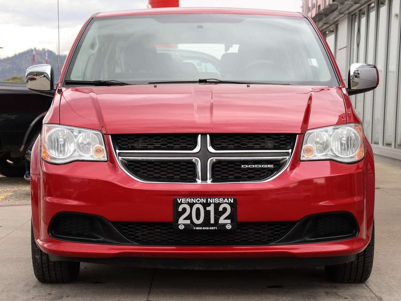 2012 Dodge Grand Caravan for sale in Vernon, British Columbia