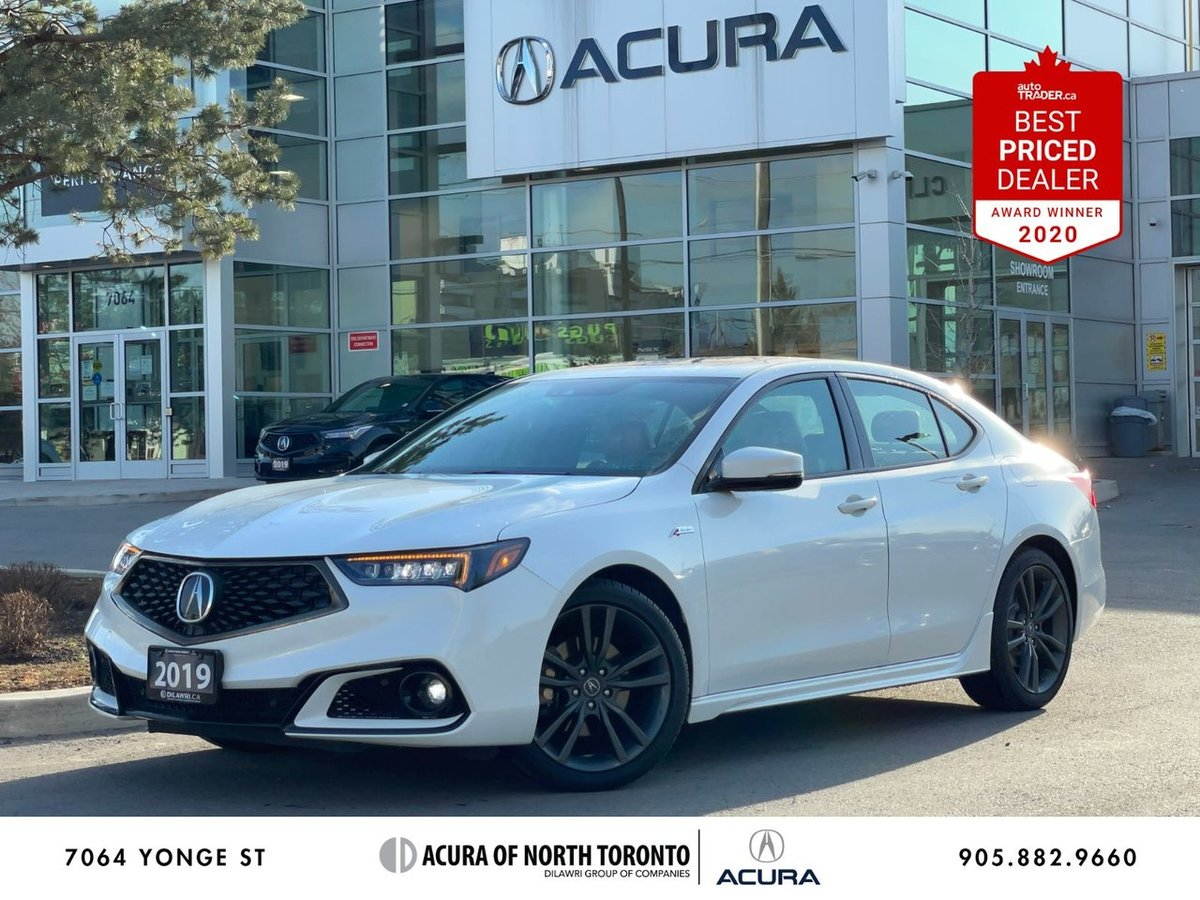 2019 Acura Tlx For Sale In Thornhill