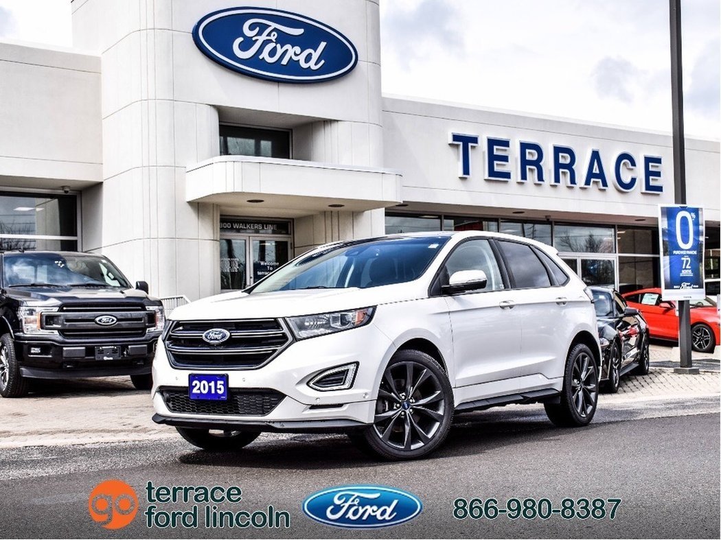 2015 Ford Edge For Sale >> 2015 Ford Edge For Sale In Burlington
