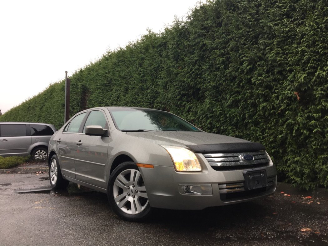 2008 ford fusion for sale in surrey british columbia