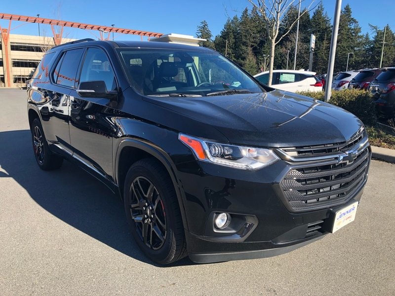2019 Chevrolet Traverse for sale in Victoria, British Columbia