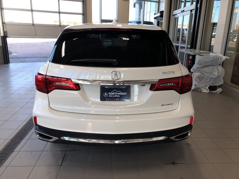 2018 Acura MDX for sale in Calgary