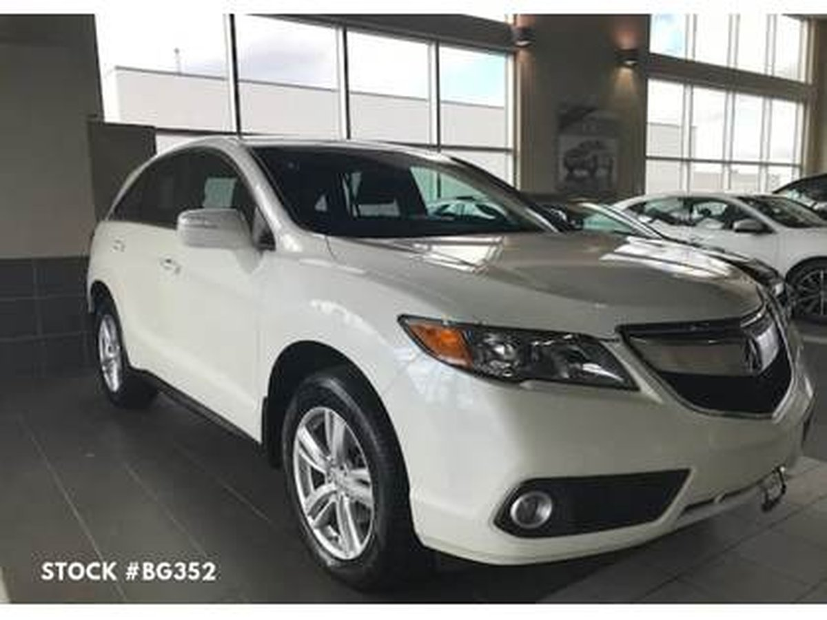 2015 Acura Rdx For Sale >> 2015 Acura Rdx For Sale In Edmonton