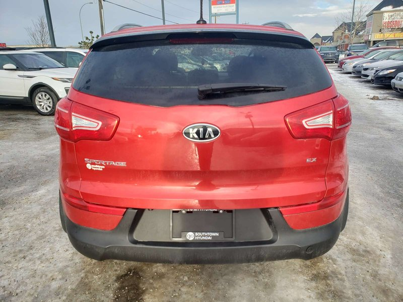 2011 Kia Sportage for sale in Edmonton, Alberta