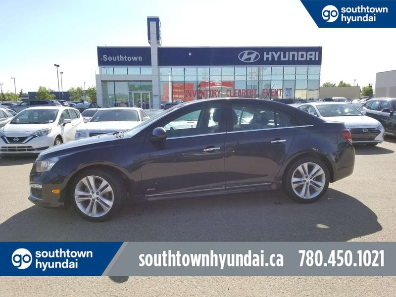 2015 Chevrolet Cruze for sale in Edmonton, Alberta