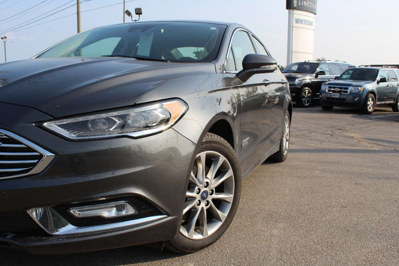 2017 Ford Fusion Energi for sale in Mississauga, Ontario