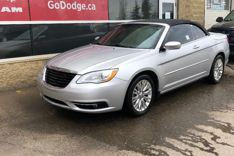 2011 Chrysler 200 Touring for sale in Edmonton, Alberta