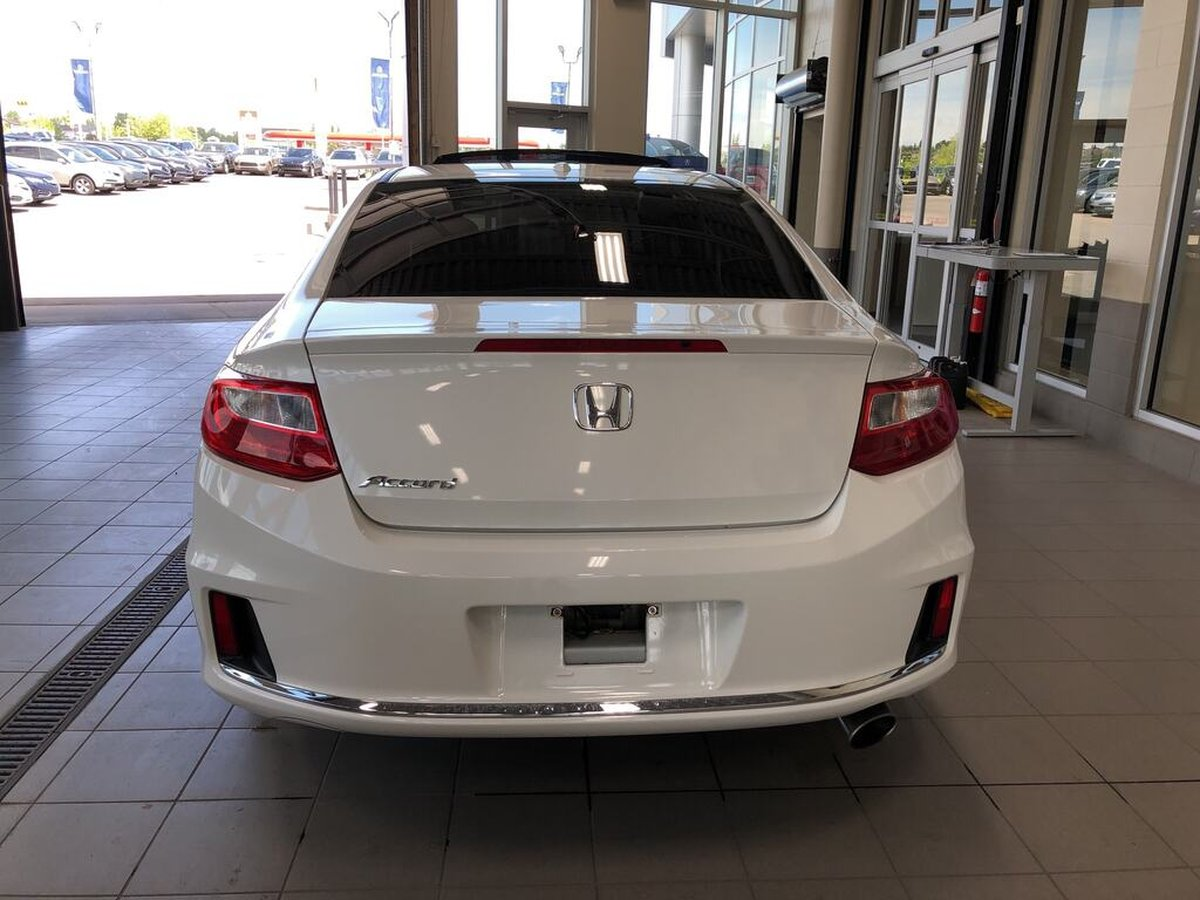 2014 Honda Accord Coupe for sale in Calgary