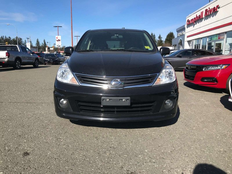 2012 Nissan Versa for sale in Campbell River, British Columbia