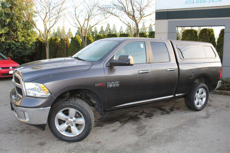 2014 Ram 1500 for sale in Langley, British Columbia
