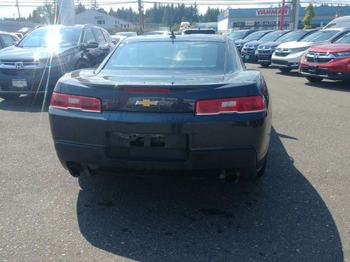2015 Chevrolet Camaro For Sale In Campbell River