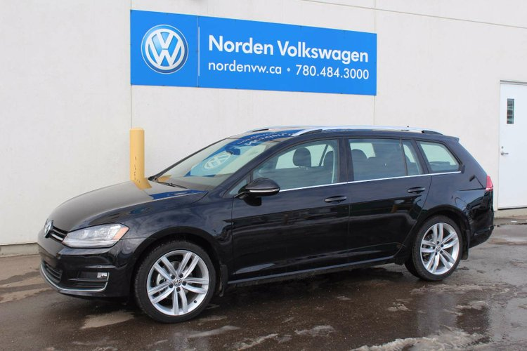 2017 Volkswagen Golf Sportwagen 1 8 Tsi Highline For In Edmonton Alberta
