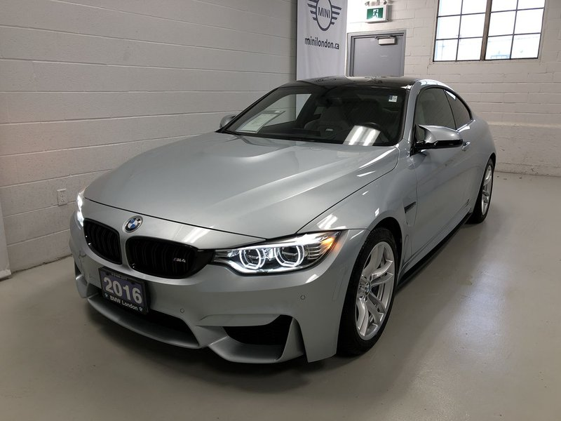 2016 BMW M4 for sale in London, Ontario